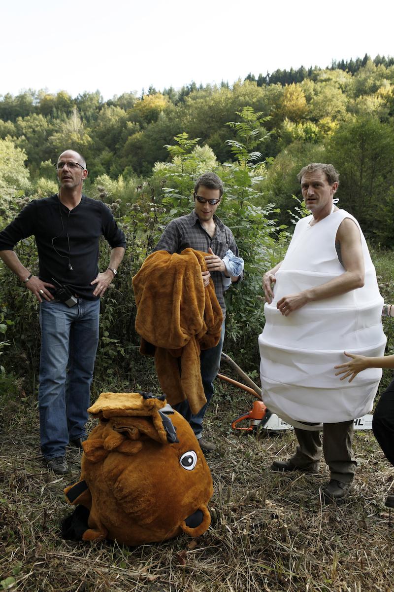 Stefan liberski le site de stefan liberski - Vous plaisantez monsieur tanner ...