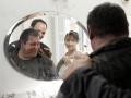 """""""Vous plaisantez, Mr Tanner"""". Réal. Stefan Liberski. Production Chic Films. Photo Aude Vanlathem"""