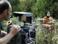 """""""Vous plaisantez, Mr Tanner"""". Réalisation Stefan Liberski. Production Chic Films. Photo Aude Vanlathem"""