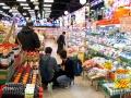 Jean Nothomb au supermarché japonais